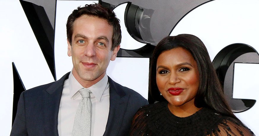 Mindy Kaling: B.J. Novak Babysits My Daughter 'Once or Twice a Week'