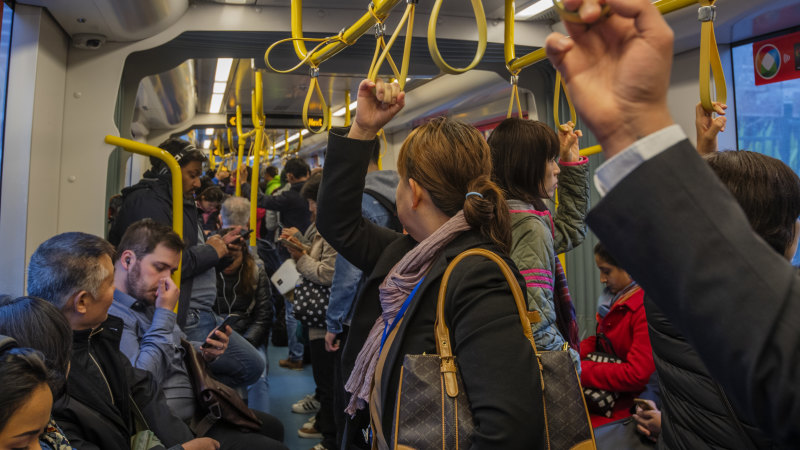 So, how is that sardine commute affecting your health?