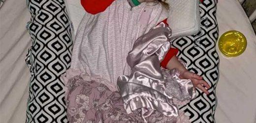 Meghan King Edmonds Defends 3-Year-Old Daughter Aspen Sleeping in Her Crib