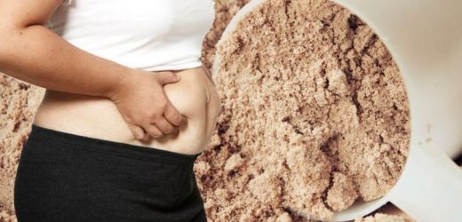 How to reduce visceral fat: Add this powder to your drink to reduce harmful belly fat