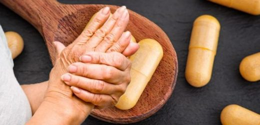 Best supplements for arthritis: Three 'natural' supplements proven to ease joint pain