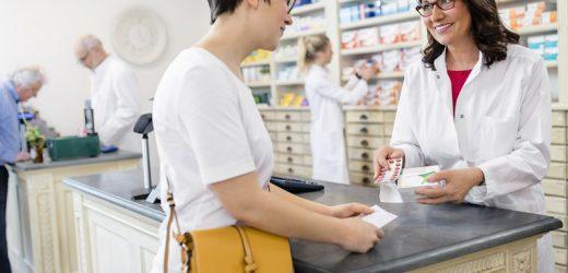 Cystitis: pharmacist white Council