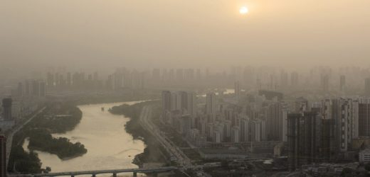 Air pollution's tiny particles may trigger nonfatal heart attacks