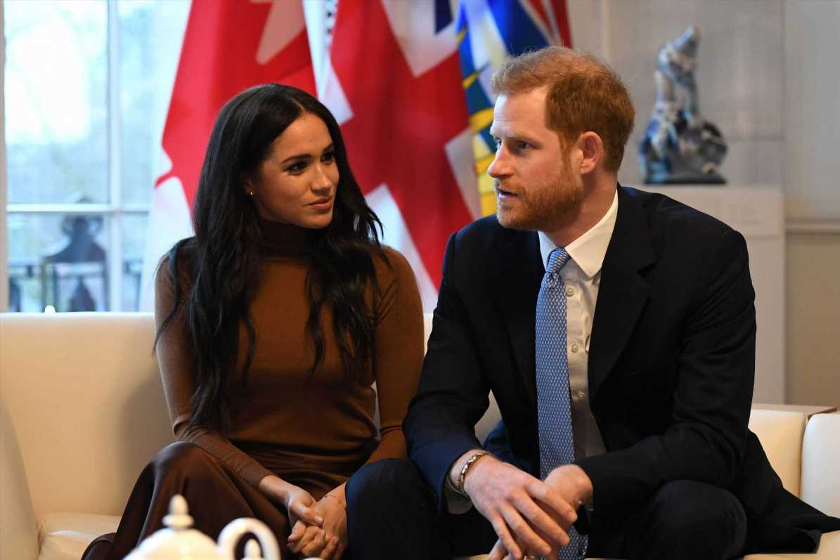 Like Harry And Meghan, It's OK To Take A 'Step Back' From Your Family