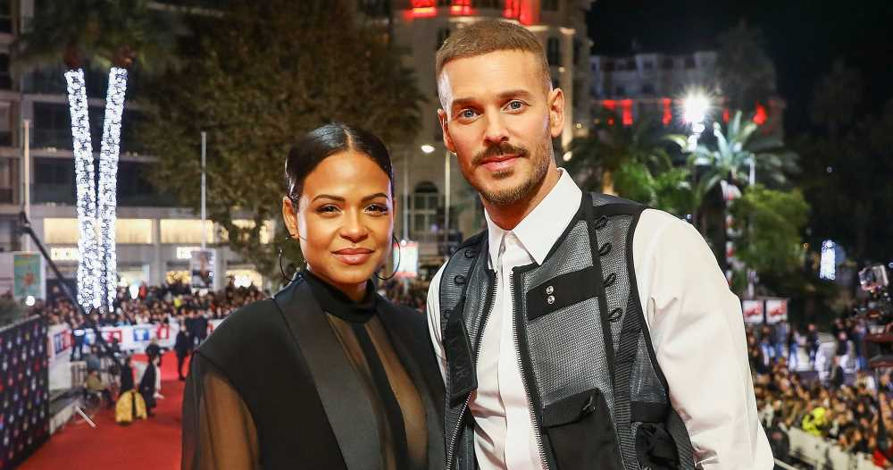 Christina Milian Gives Birth to 2nd Baby, Her 1st With Boyfriend Matt Pokora