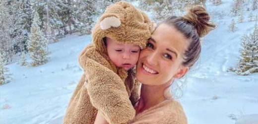 Jade Roper Defends Putting Son in Daughter's Old Dresses: It's 'Adorable'