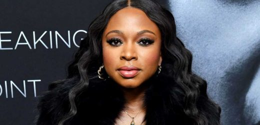 Naturi Naughton: Balancing Motherhood With My Career Is 'Challenging'