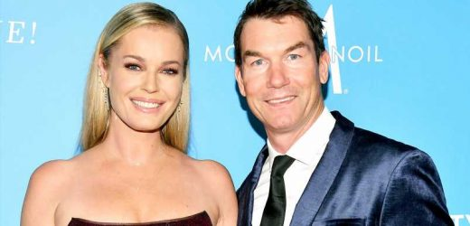 Why Rebecca Romijn and Jerry O'Connell Won't Give Their Daughters Phones