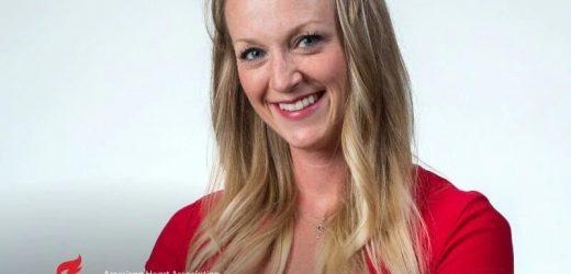 Nurse training for triathlon had her heart stopped mid-swim