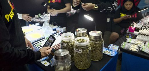 Need a legal pot shop in California? Grab your smartphone