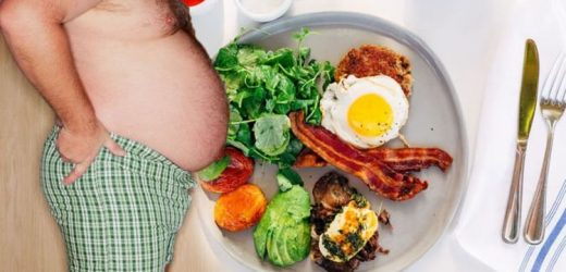 How to lose visceral fat: Eating this diet has been proven to help banish your belly fat