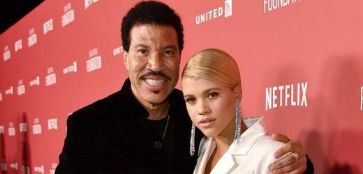 Why Lionel Richie Wishes 'Lots of Failure' on Sofia's Acting Career