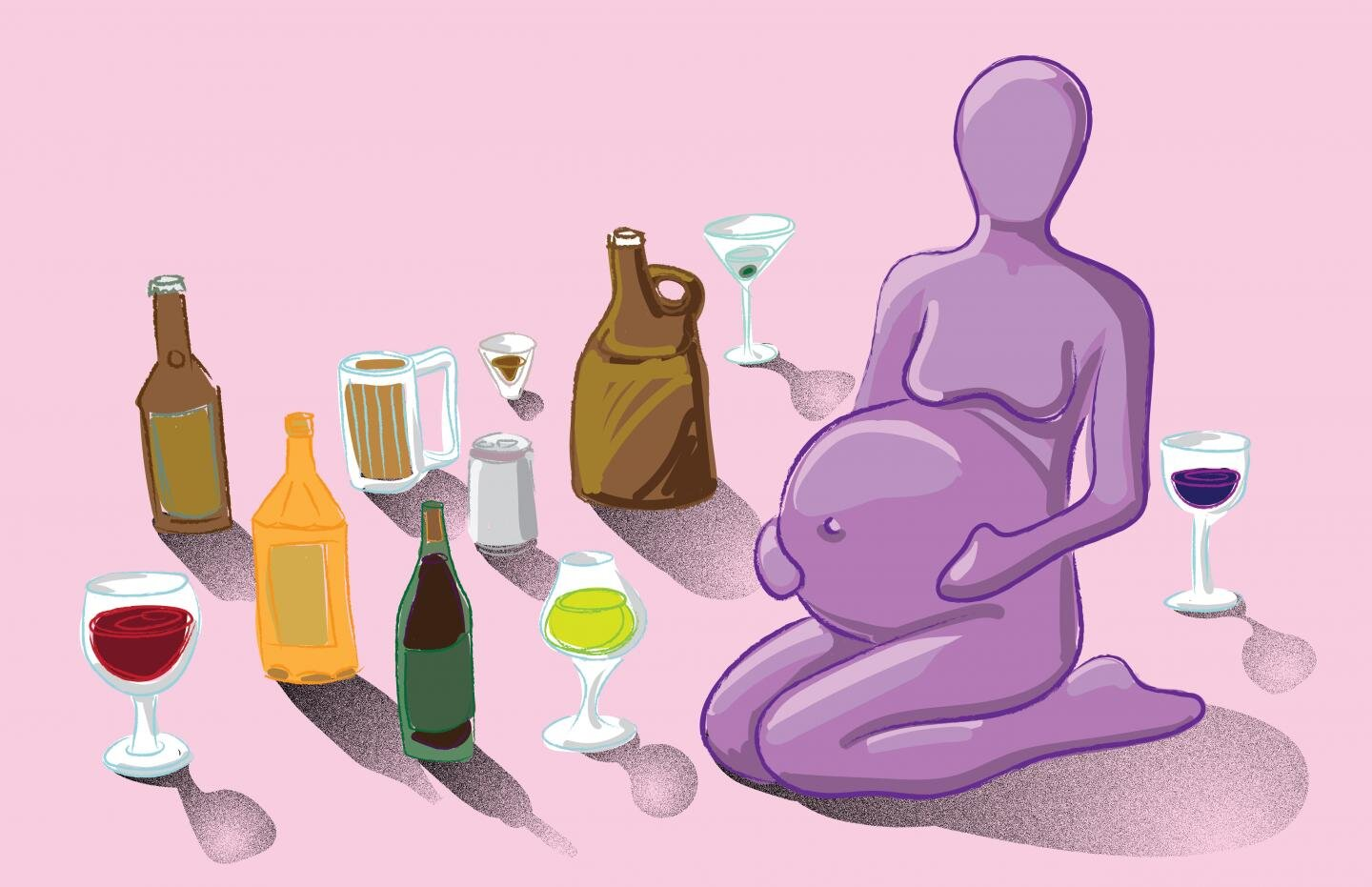 About 8 percent of West Virginia babies are exposed to alcohol shortly before birth