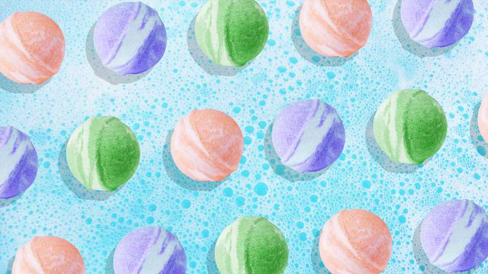 The Trick to Getting Your Kid In the Tub? Bath Bombs!