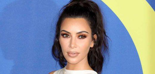 "Kim Kardashian Says ""Raising Four Black Kids"" Convinced Her to Become a Lawyer"