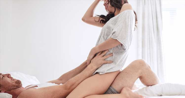 12 Things to Know if You Want to Make On-Top Sex SO Much Better