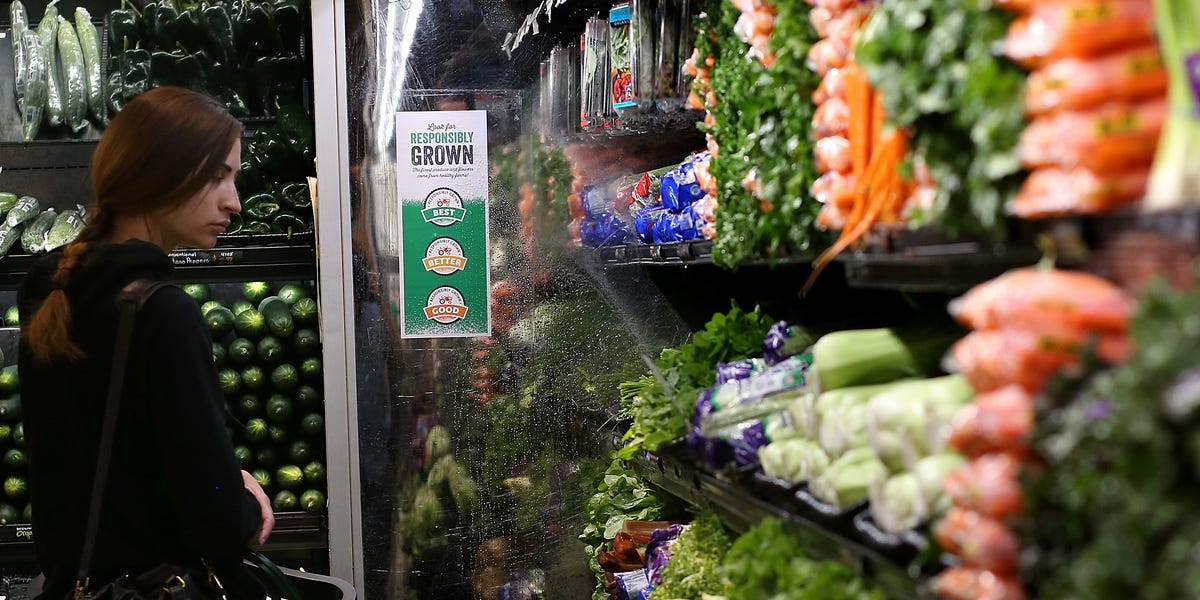 Ordering delivery is the safest way to get food during the coronavirus outbreak, and services like Instacart and Postmates are making it easier to avoid physical contact