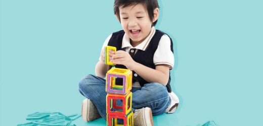 5 Magnetic Block Sets That Teach Toddlers to Do More Than Build