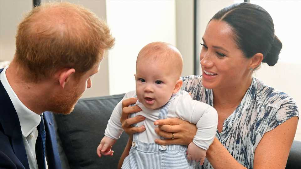 Coronavirus Fears May Have Inspired Meghan & Harry to Leave Archie at Home