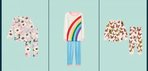 Kids Will Definitely Want to Wear These PJs Day & Night