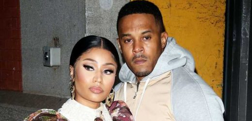 Why Nicki Minaj Fans Are Convinced She's Pregnant With Her 1st Child
