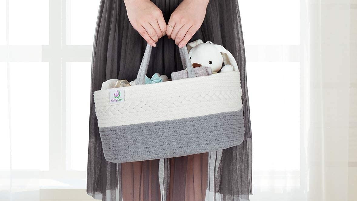 Cute Baby Diaper Caddies That Can Be Repurposed