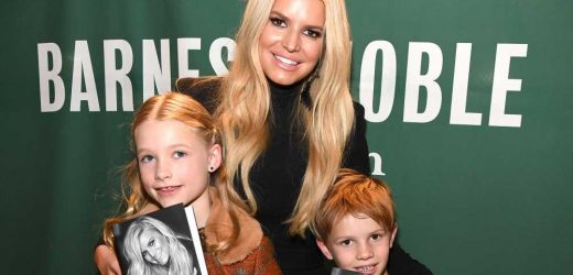 Jessica Simpson Shares Sweet Tribute on Daughter Maxwell's 8th Birthday: 'She Is a Gift'