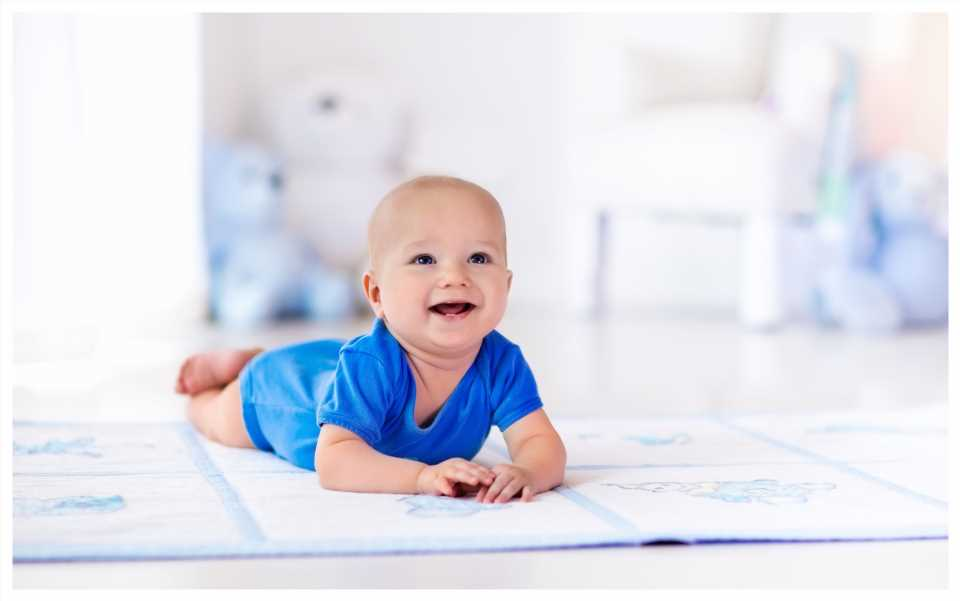 Encourage Baby's Tummy Time With These Engaging Play Mats