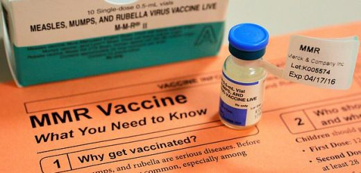Scientists are testing measles vaccines to combat covid inflammation