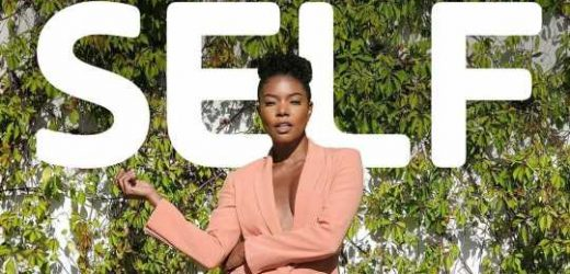 Gabrielle Union Is 'Beyond Proud' of Zaya Wade Photographing Her 'Self' Cover