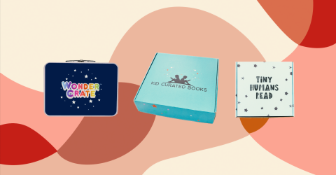 The Best Book Club Subscriptions for Kids Make It Easy to Stock Their Library