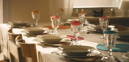 Engaging in family meals starts with healthy family communication