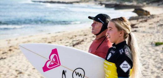 Watch Aussie Laura Macaulay Become The First Woman To Ever Surf 'The Right'