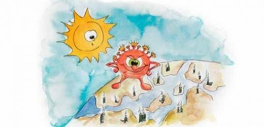 Milton and the Invisible Coronavirus: A book that tells kids how to fight the illness
