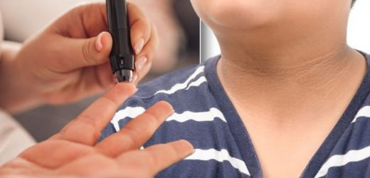 Diabetes type 2 warning – does your skin look like this? The sign you shouldn't ignore