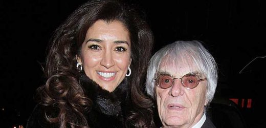 Bernie Ecclestone, 89, Welcomes 4th Child, His 1st With Fabiana Flosi, 44