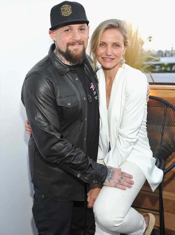 Cameron Diaz Says Husband Benji Madden Has 'Written at Least a Dozen Songs' for Daughter Raddix