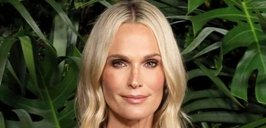 Molly Sims Recalls Being Mom-Shamed Over Breast-Feeding Son