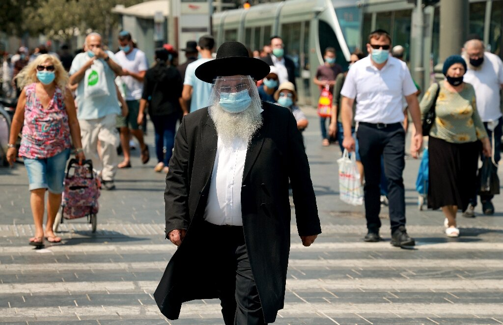 Israel to reimpose virus lockdown as WHO reports record cases