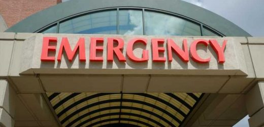 Waste generation by hospital emergency departments is highlighted for first time