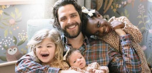 Thomas Rhett Says He Strives to 'Educate' Daughter Willa Gray, 4½, to 'Embrace' Her 'Culture'
