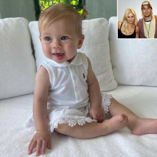 Love All! Anna Kournikova's Daughter Mary Rocks Adorable Tennis Look: 'Wimbledon, Here I Come'
