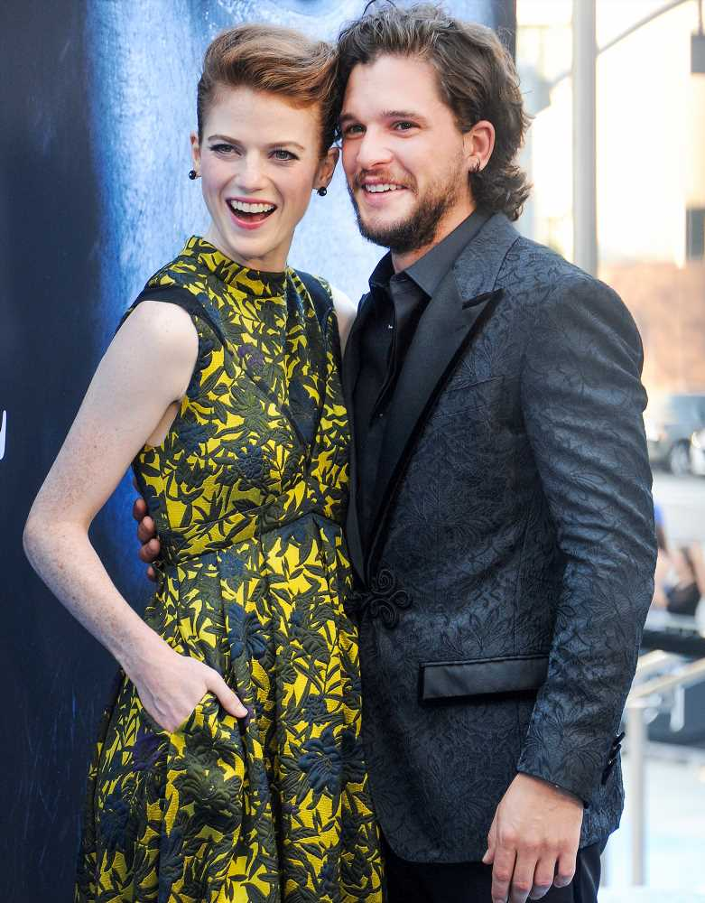 Rose Leslie Is Pregnant! Actress and Husband Kit Harington Expecting Their First Child