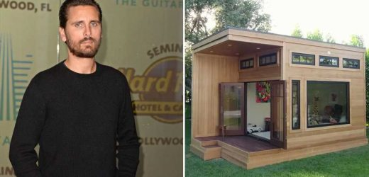 Scott Disick and More Parents Show Off Their Kids' Epic Playhouses: Pics