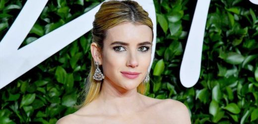 Emma Roberts: Why Being Pregnant During a Pandemic Has Been 'Amazing'