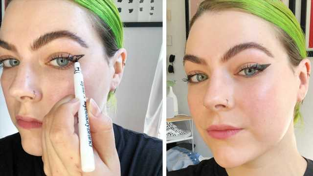 How the Get a Perfect Cat-Eye Every Single Time
