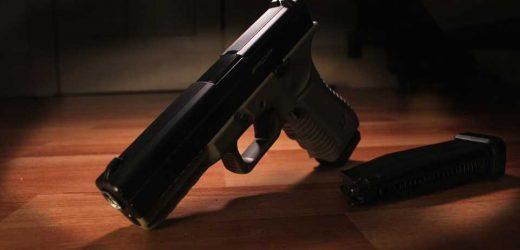 68% of deaths from firearms are from self-harm, majority in older men in rural regions