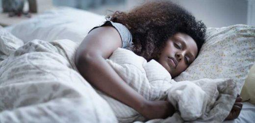 Is your diet disrupting your sleep?