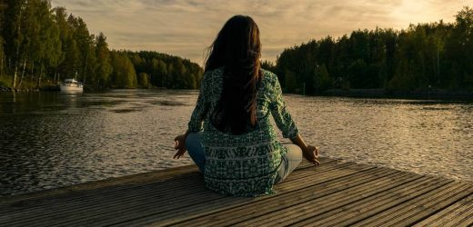 Five meditation and yoga techniques to calm your soul and help you sleep better