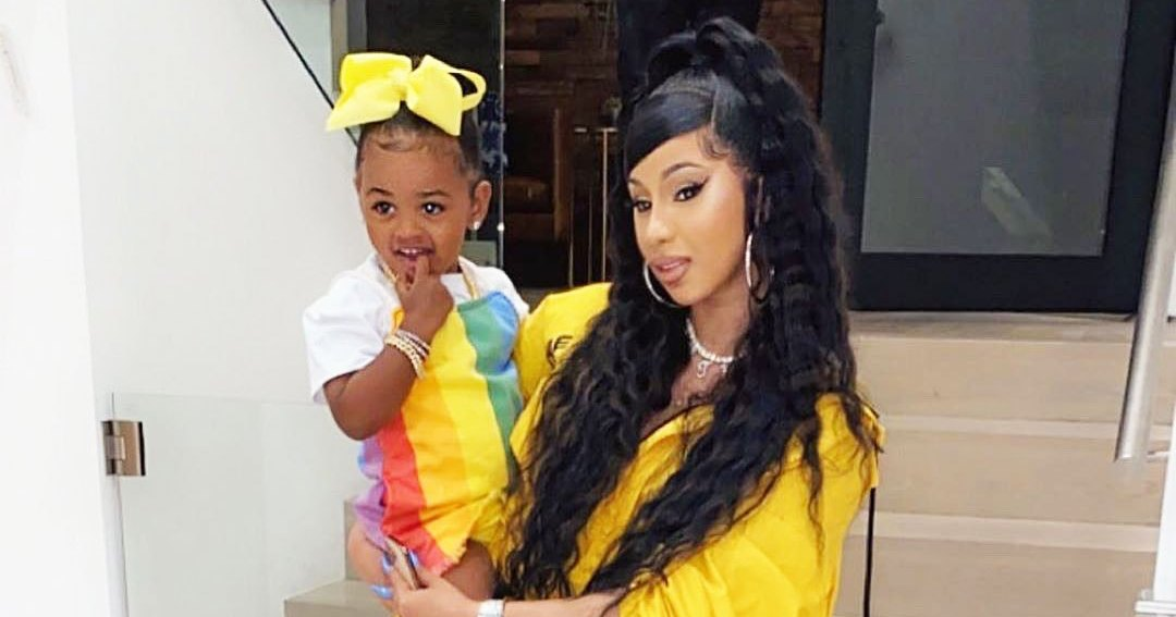 LOL! Cardi B 'Can't Even Be Sexy in Peace' While Raising Daughter Kulture